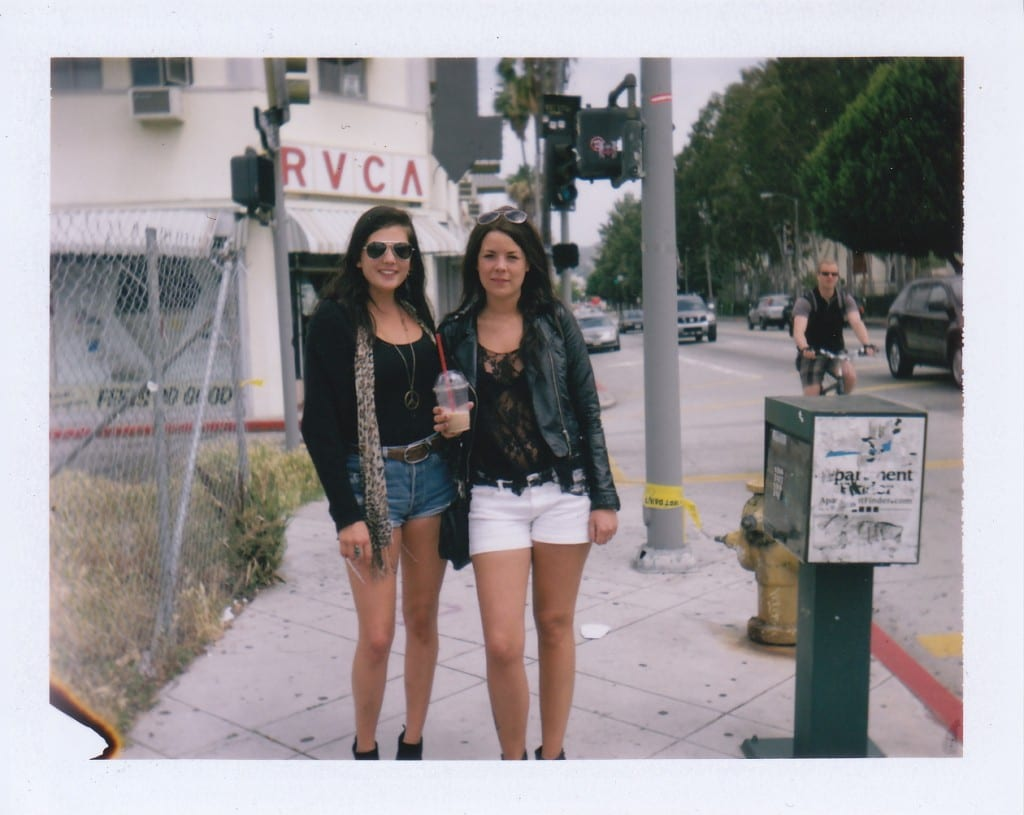 RVCA patrons @ Fairfax District