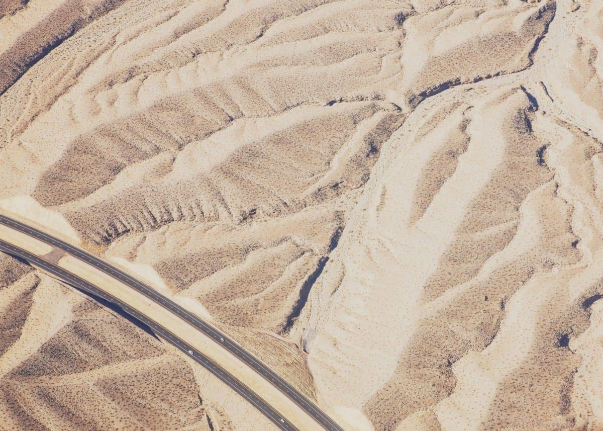 David Ryle, from the series Desert Studies: Mojave Desert