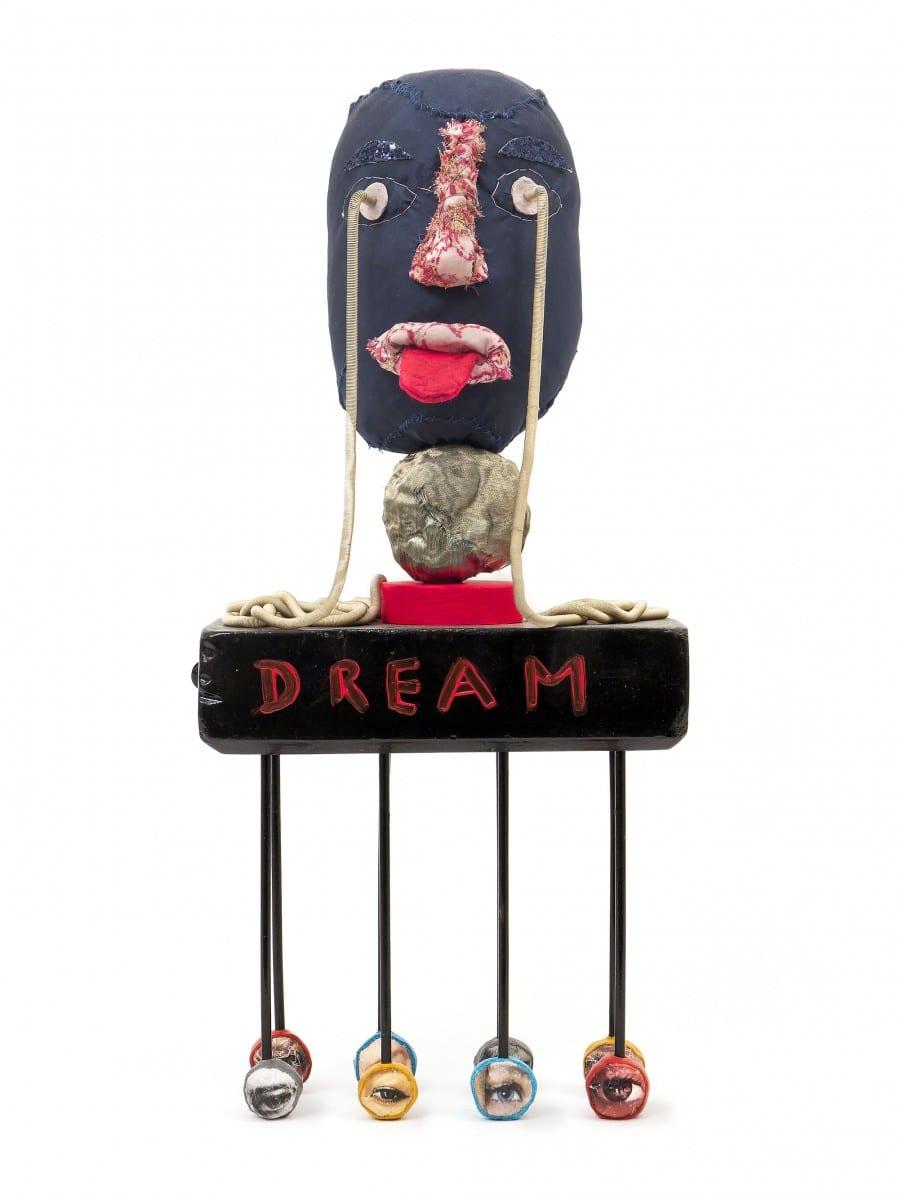 Vincent Junier, Dream, 490 mm.  x 210 mm. x 110 mm., 2013