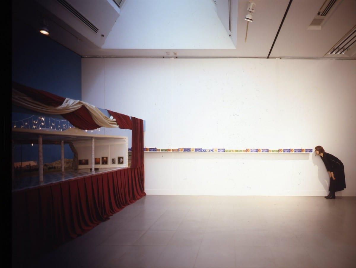 Kenji Sugiyama, Institute of Intimate Museums installation view