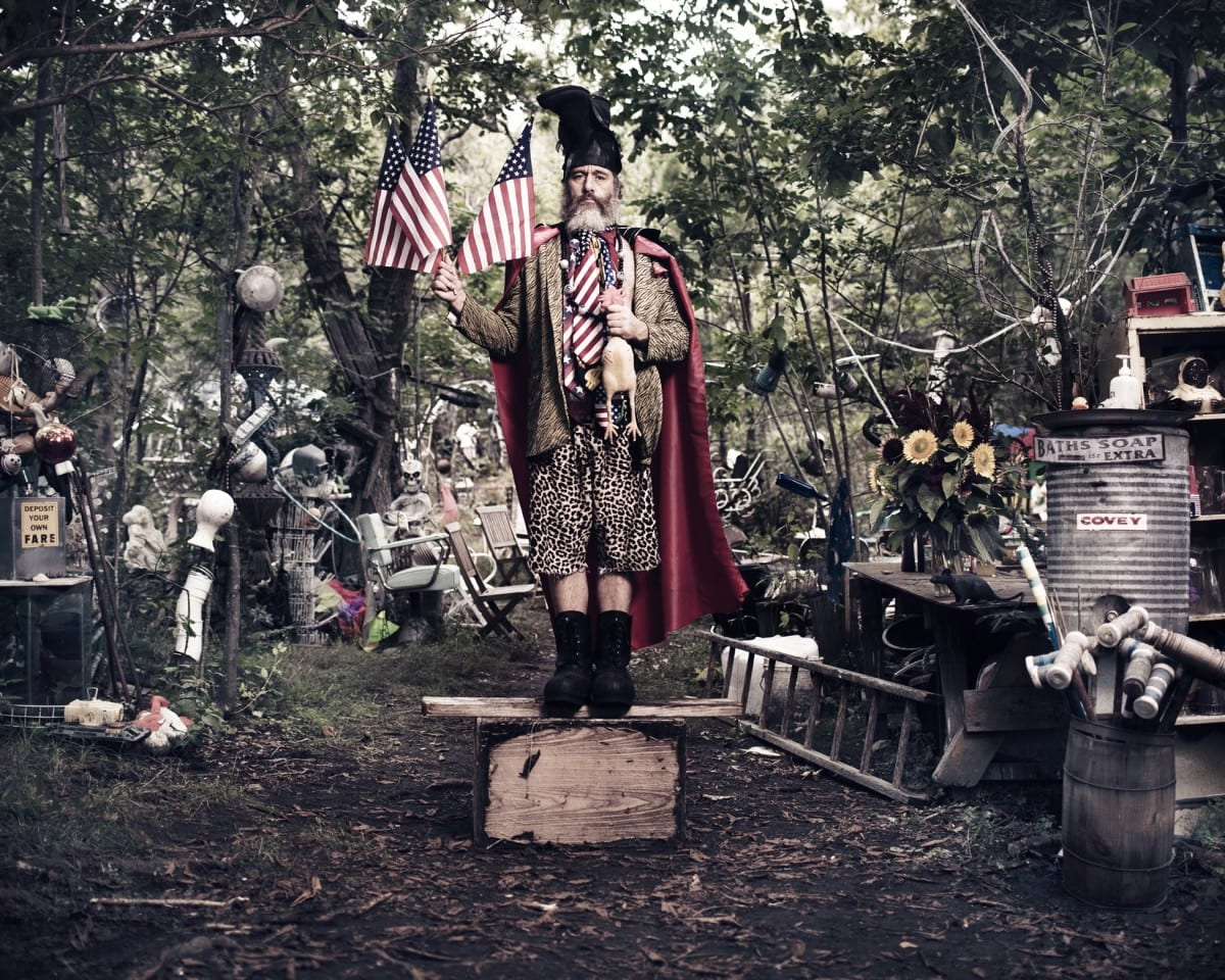 Adam Amengual, Vermin Supreme, 2008