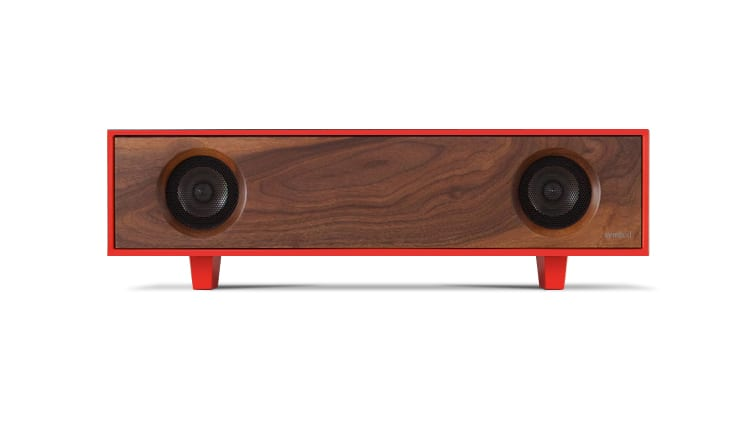 Symbol Audio's Tabletop Hi-Fi Soundsystem