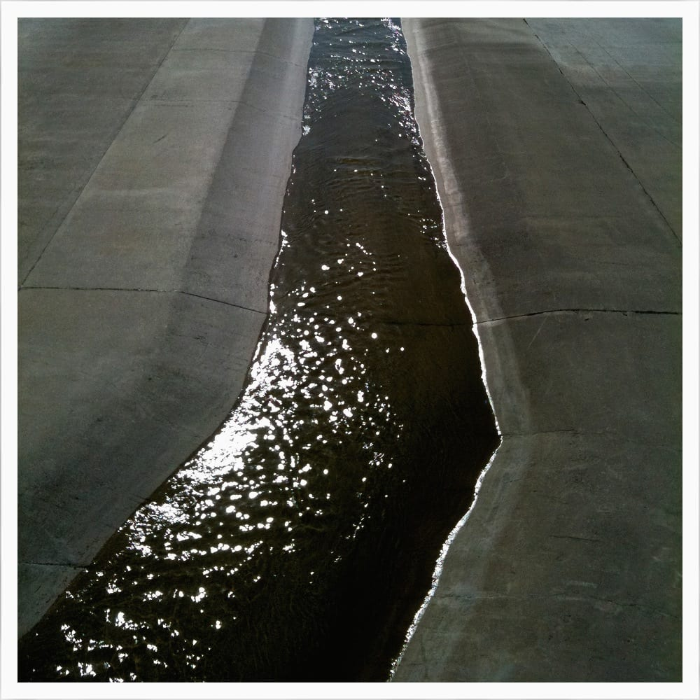 "Chris Otcasek, 065 from the series LowRes, Archival ink on Exhibition Fiber paper, 36"" x 36"" paper, 28"" x 28"" image, Edition of 5 + 2AP, 2011-2013"