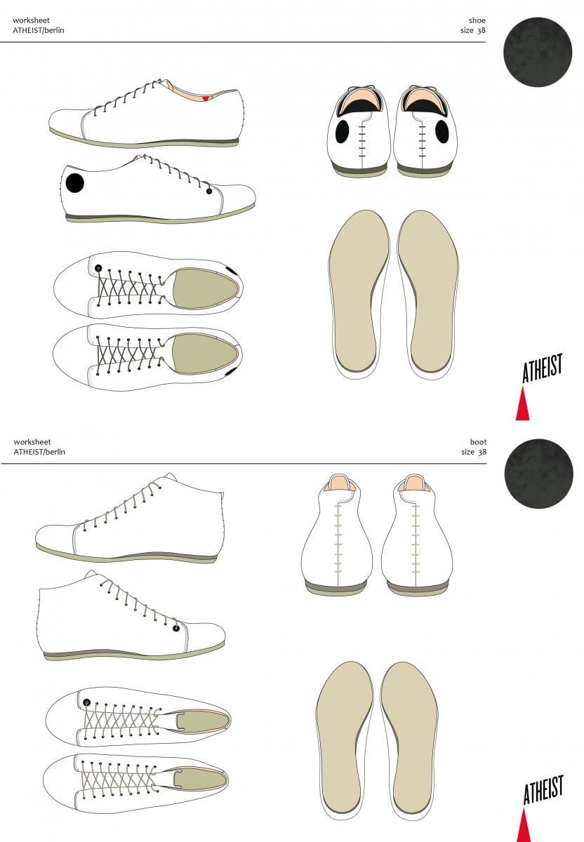 Final design worksheet © ATHEIST