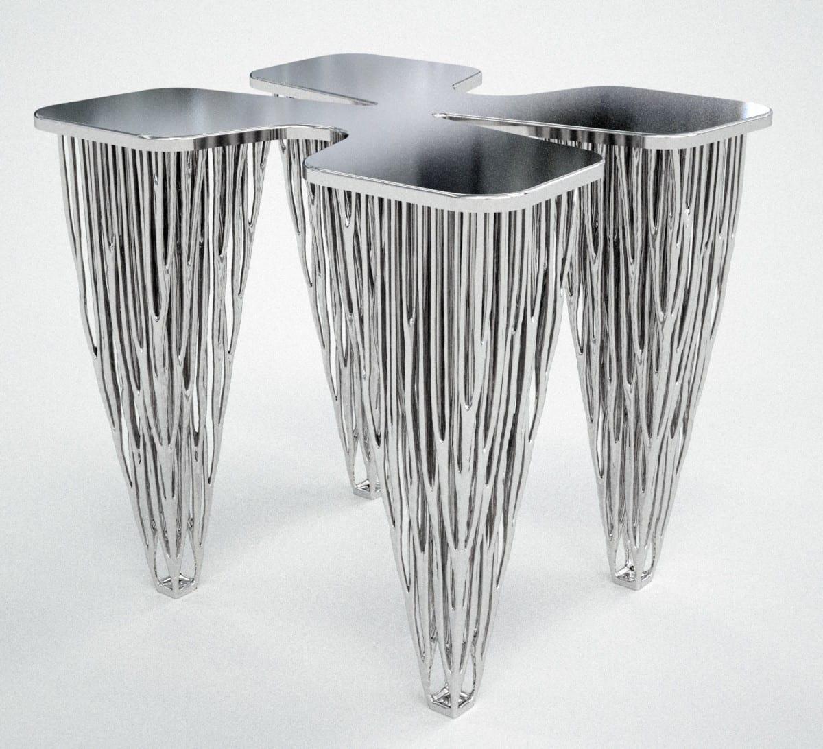 Fiber Table, Image © Francis Bitonti Studio