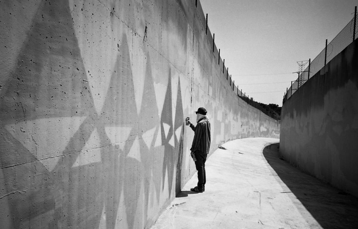 Devin Briggs, Graffiti shot, Photography