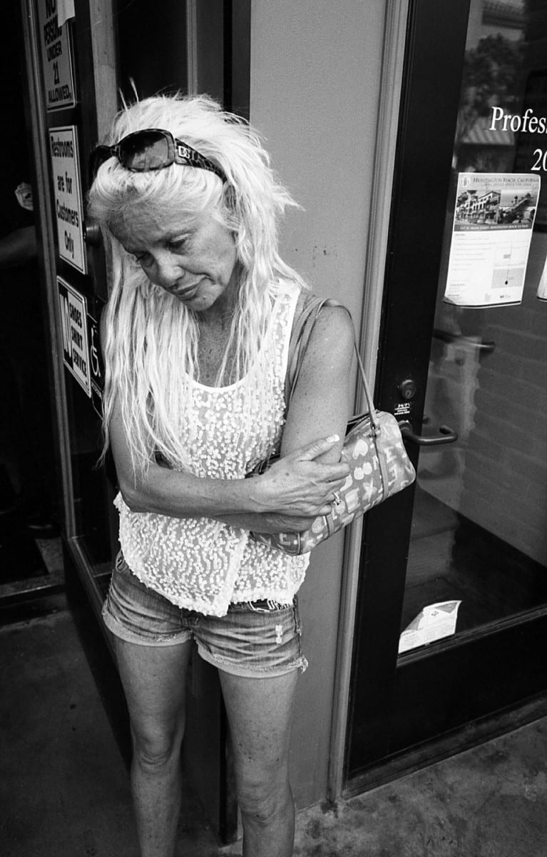 Devin Briggs, Girl Crying, Photography