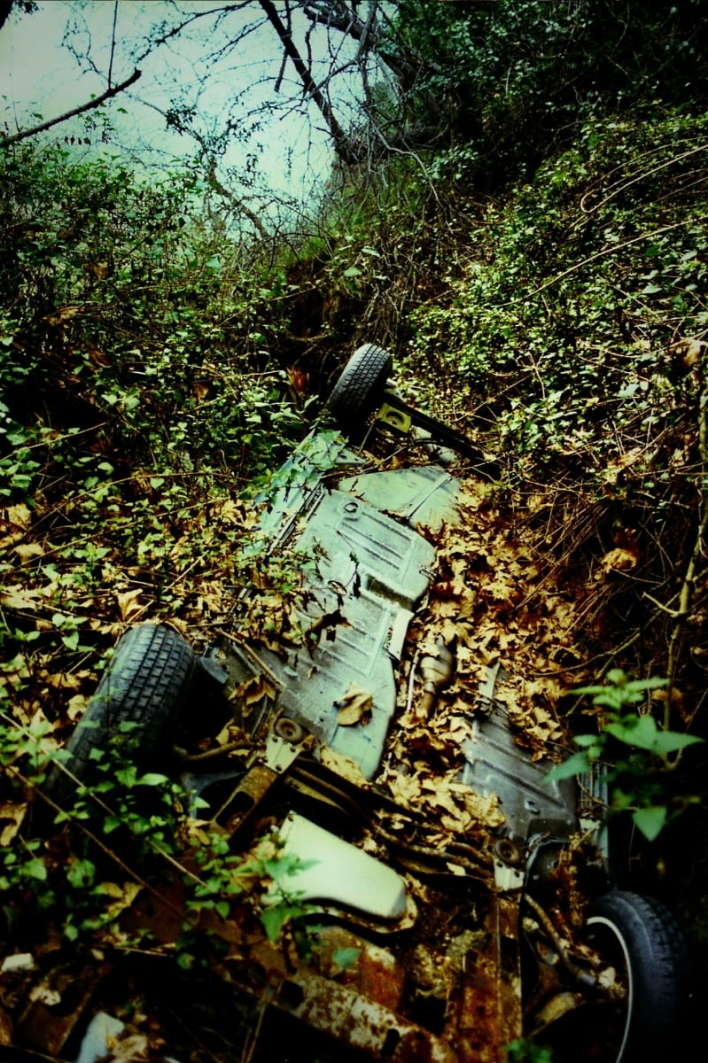 "Jason Knight, Dead Man's Curve, Elegence Giclee Fine Art Paper, 21"", x 31"", 2009"