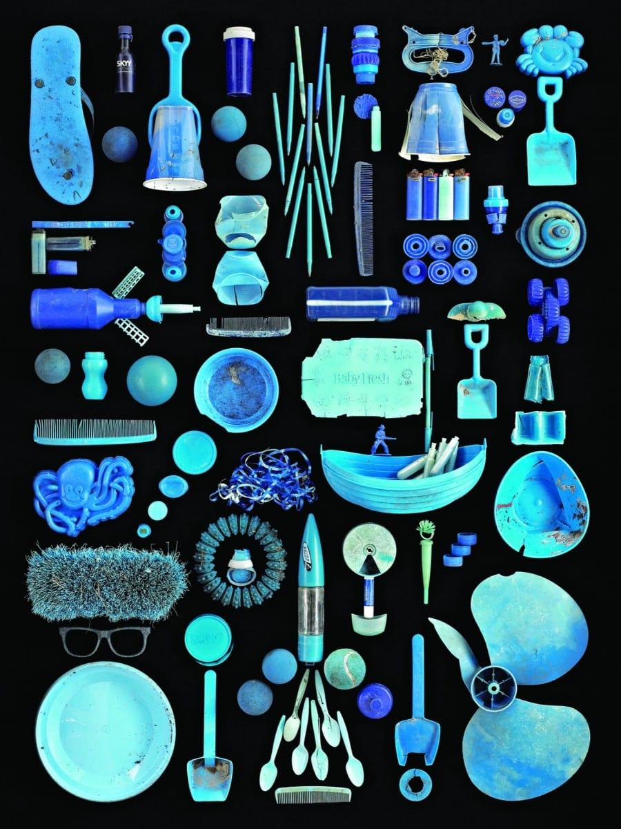 Barry Rosenthal, Ocean Blue