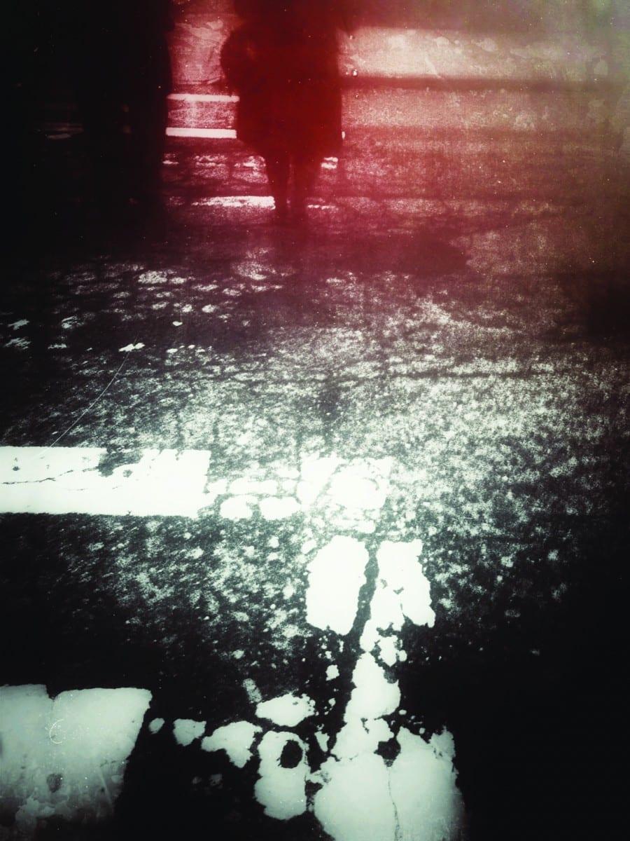 Wendy Whitesell, Crosswalk #9