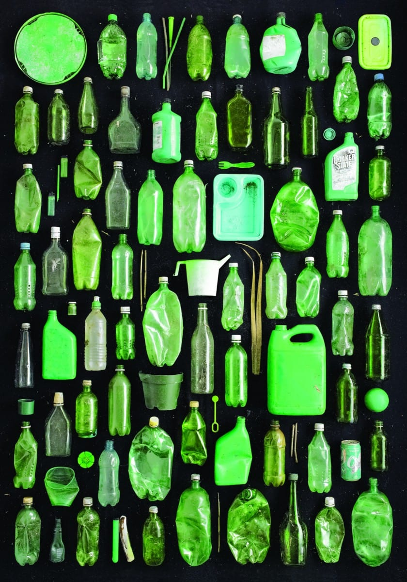 Barry Rosenthal, Green Containers