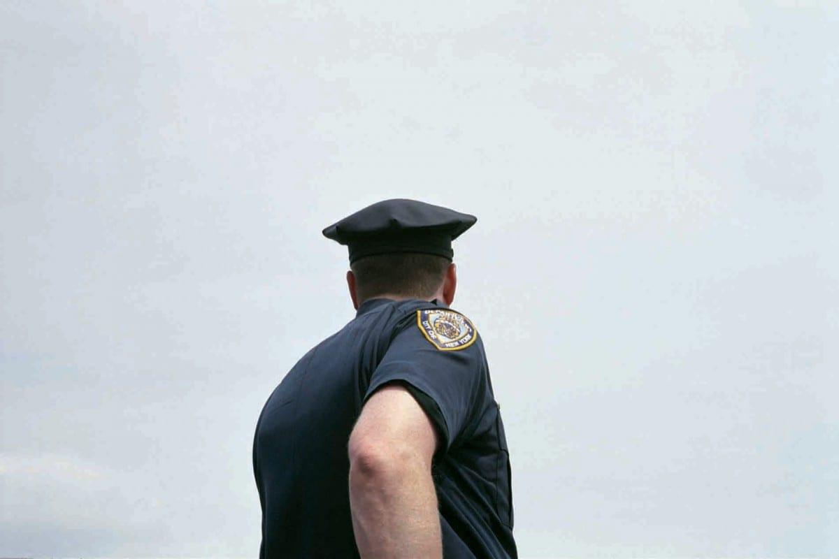 Jason John Wurm, Policeman