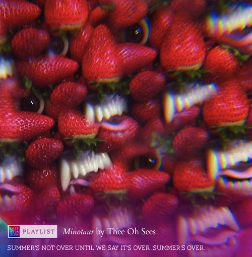 Minotaur by Thee Oh Sees
