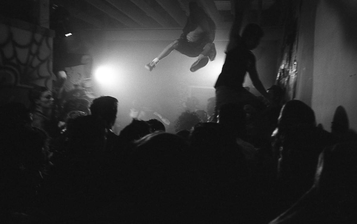 Devin Briggs, Crowd Shot, Photography