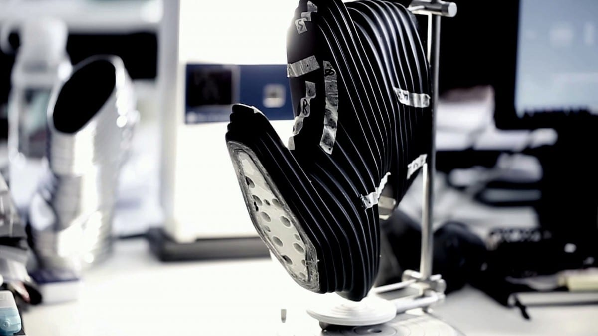 The making of Zaha Hadid x Urban Nude, NOVA Shoe