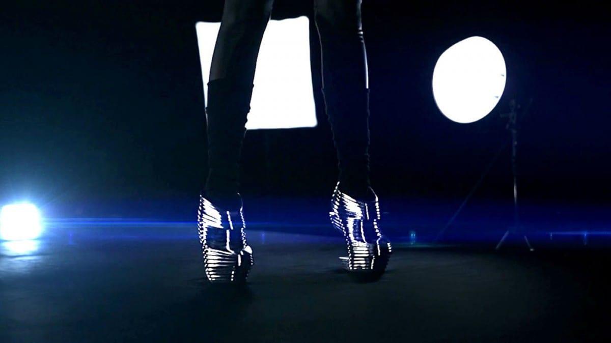 Zaha Hadid x Urban Nude, NOVA Shoe