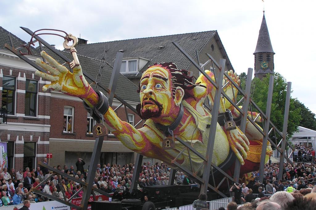 Stotact, Laer Akkermolen, Corzo Zundert Festival, 2de prijs 2009