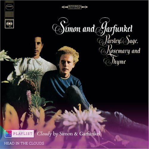 Cloudy by Simon & Garfunkel
