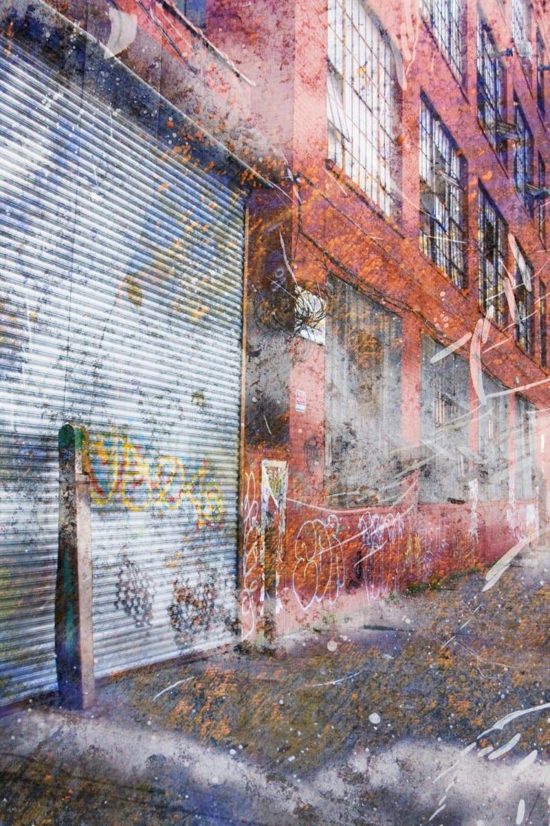 "Michael Chase, Stewart Street, digital/deep matte print, 16"" x 24"", 2013"