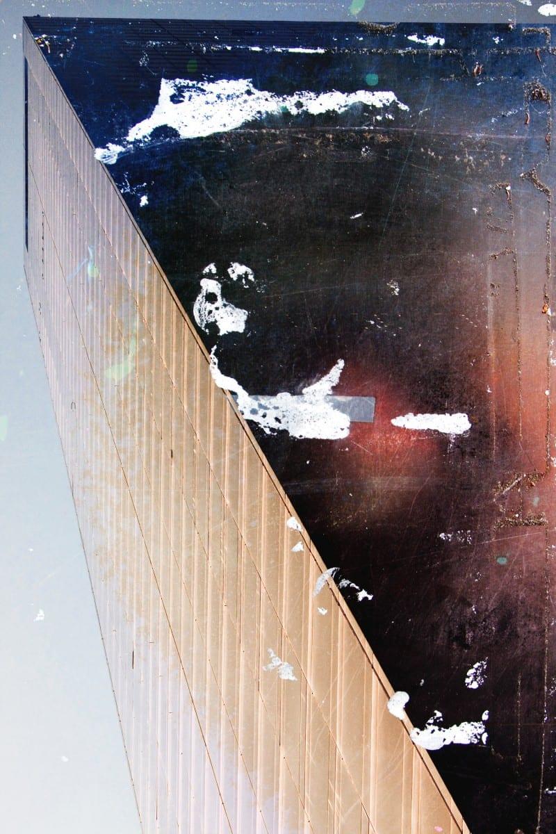 "Michael Chase, Some Tower, digital/deep matte print, 24"" x 36"", 2013"