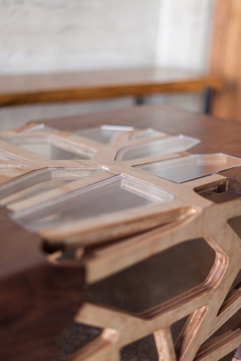 Andrei Hakhovich (Gradient Matter), Branching Table, photo by Olga Tsibulina ©gradient matter