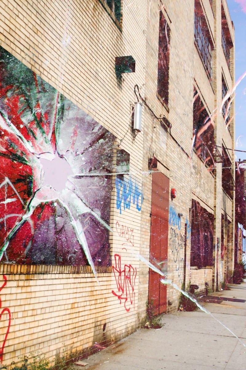 "Michael Chase, Made to Break, digital/deep matte print, 20"" x 30"", 2013"
