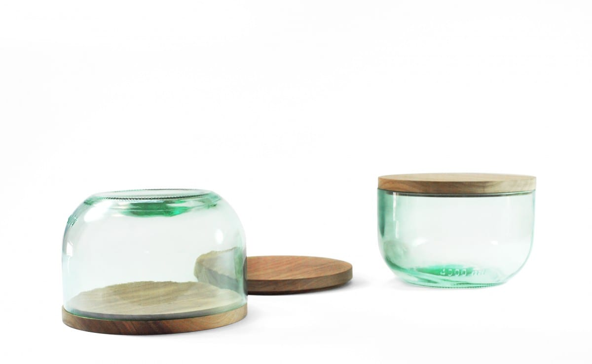 Food container, Materiality series ©Cooperativa Panoramica