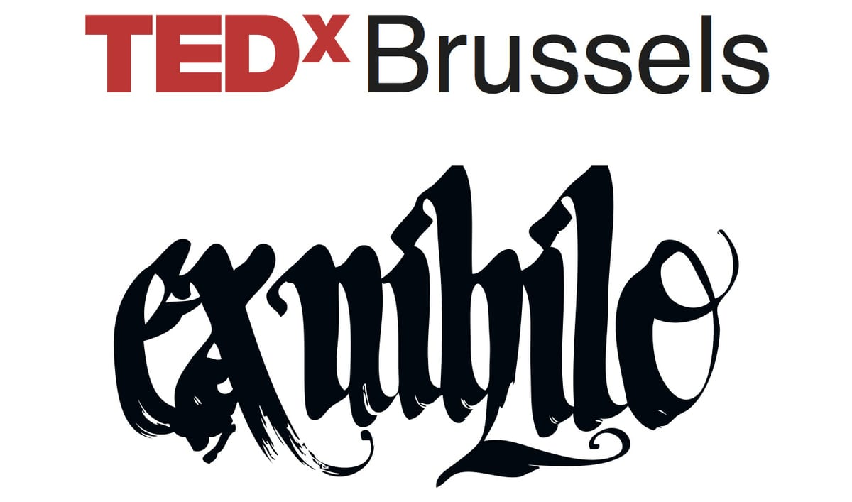 Neils 'Shoe' Meulman, Exnihilo, Session I, TEDX BRUSSELS 2013 - Belgium - Brussels, 28 October 2013 ©TEDx Brussels/Scorpix