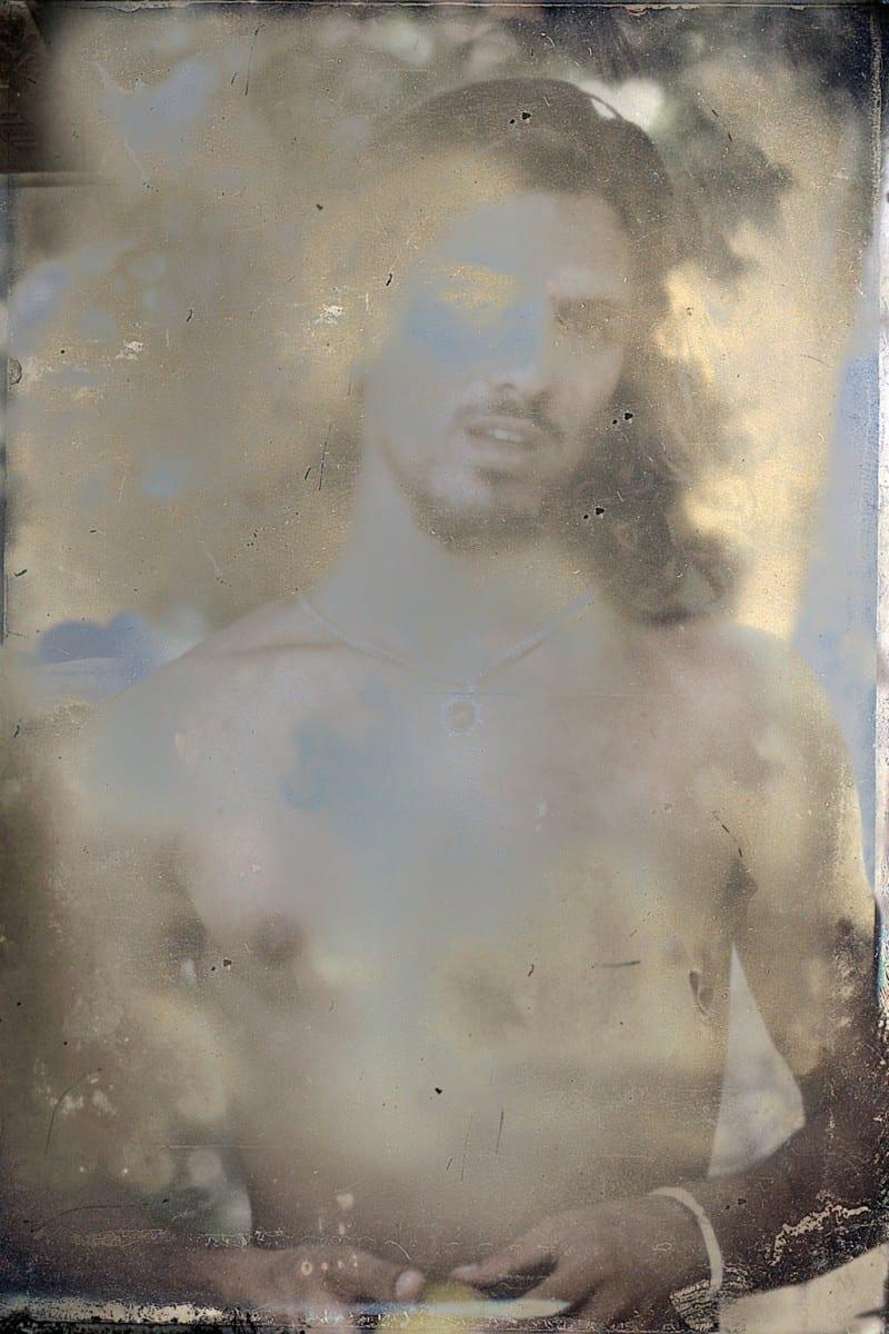 Jesus in Costa Rica, 2006, Pigment archival print.