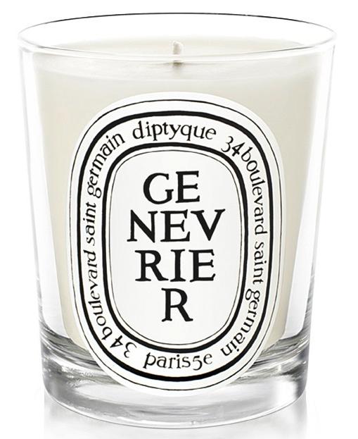 Genevrier/ Juniper candle ©Diptyque Paris