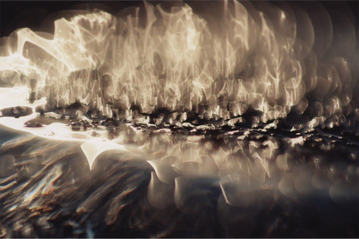 "Alyson Denny, Jellyfish Picture No. 23, color photograph, 30x40"", 2001"