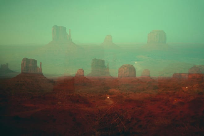 From the series Monument Valley.