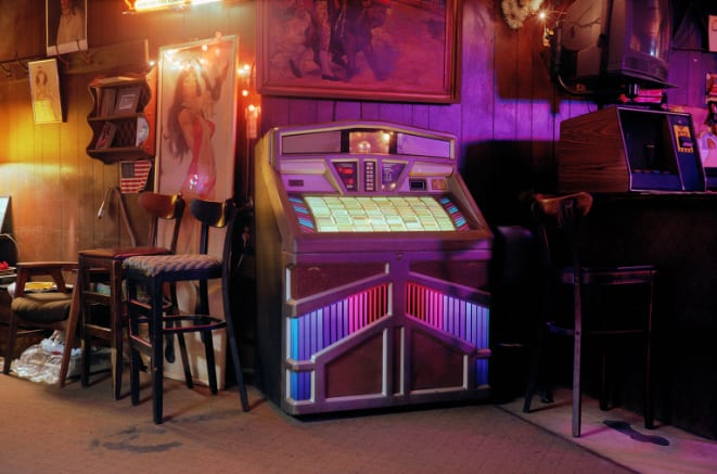 Lamplighter Jukebox