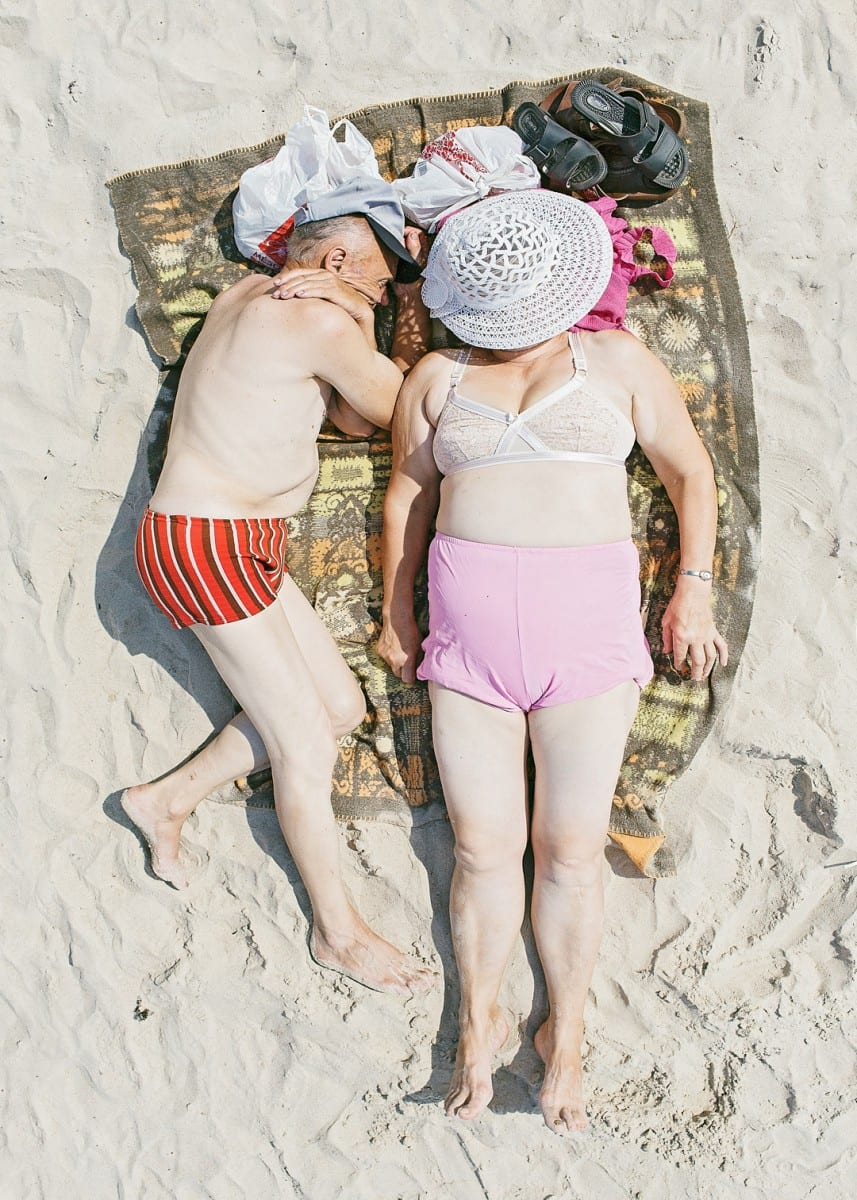 Tadao Cern, Comfort Zone series, photograph, 2013