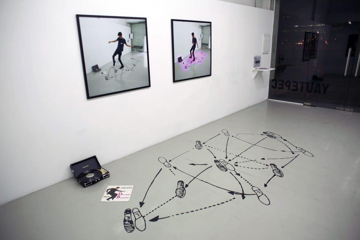 Txema Novelo, Magick Dance, 2011