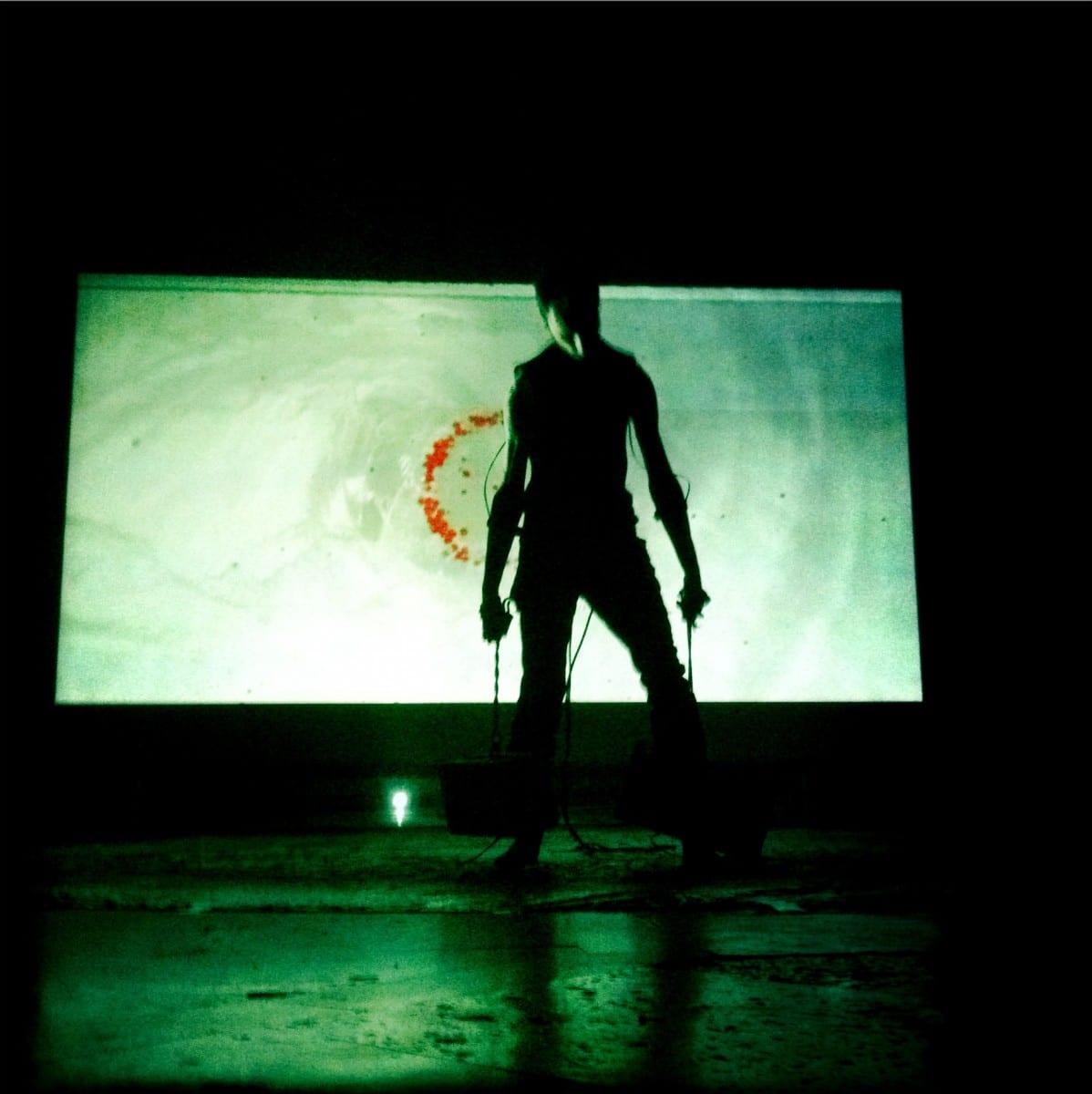 Hypo Chrysos live at Trendelenburg Fest, Gijon, Spain © of the artist