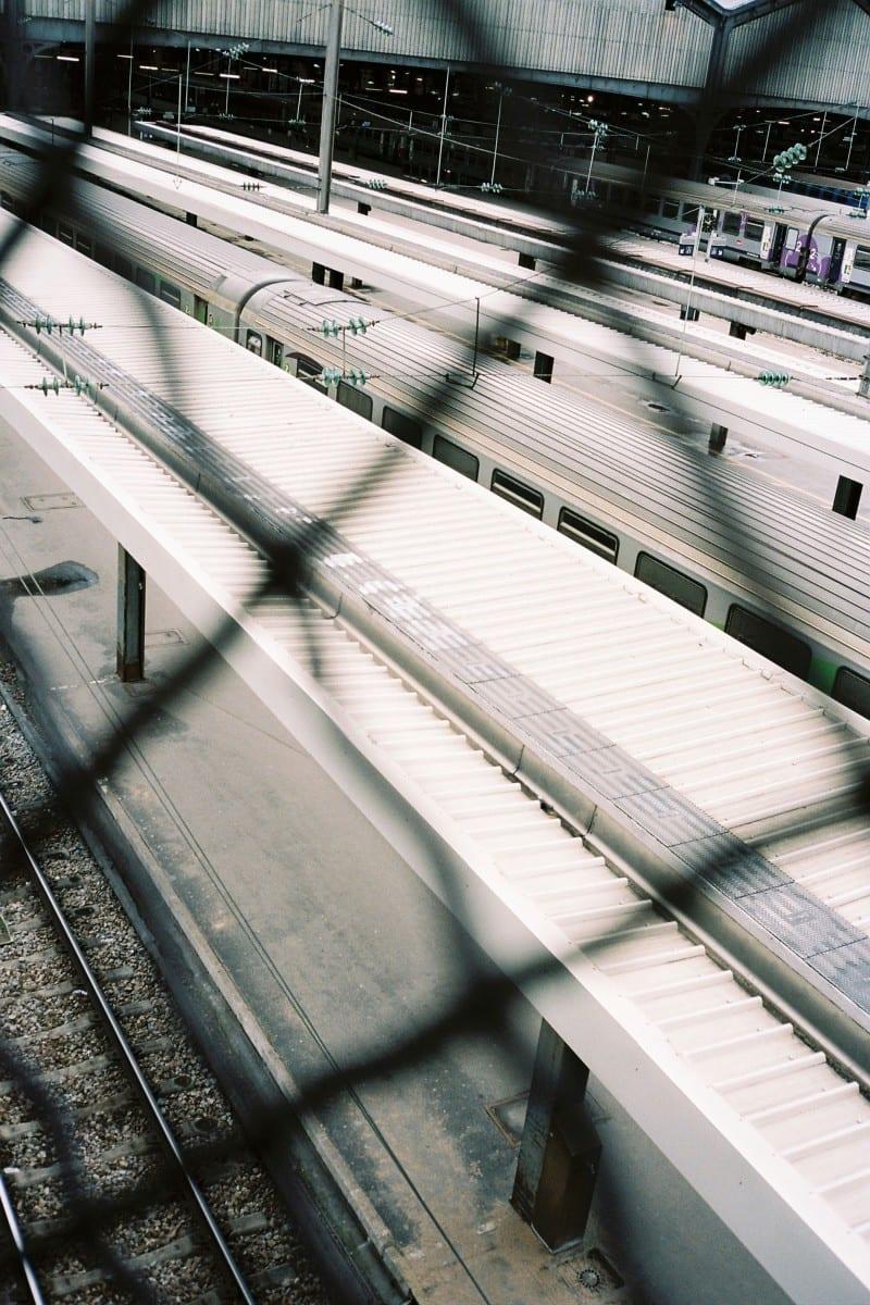 Emma Le Doyen, Trains and Sam, 2013