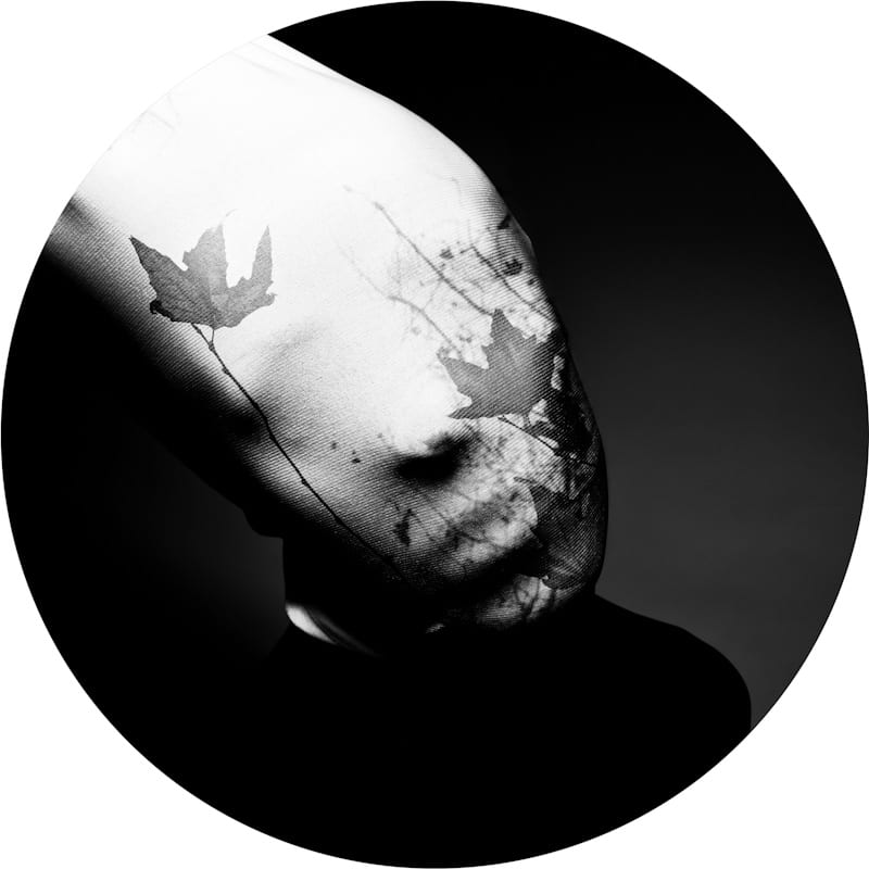 """Andreas Poupoutsis,  Obscure, Digital Photography, circle 40"""" portraits 36""""x 24"""", September 2012"""