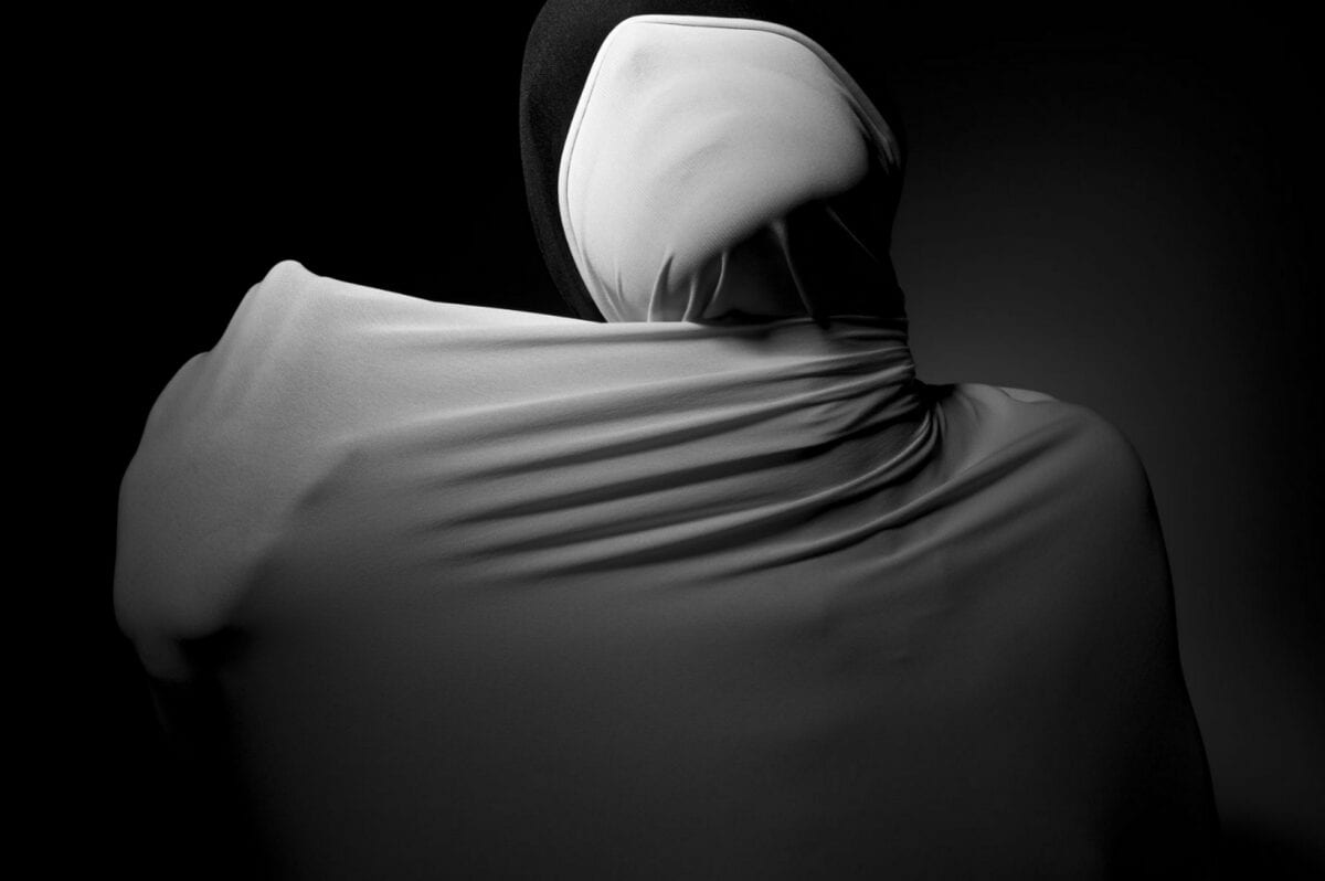 """Andreas Poupoutsis, Hidden Identities, Digital Photography, 36"""" x 24"""", July 2013"""