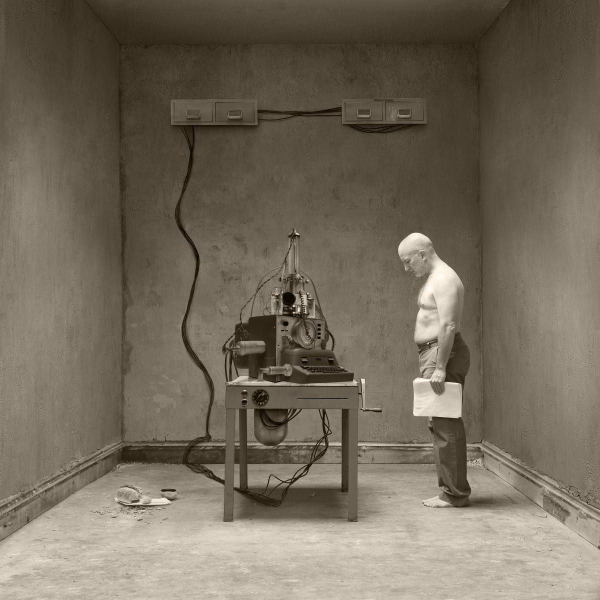"""Jennifer B. Hudson, Concession from the Series, Medic, Pigment Ink Print, 10""""x10"""",  Edition of 10, 2011"""