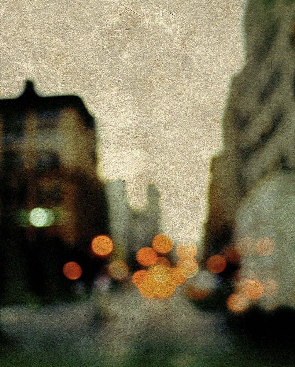 Marc Yankus, City, 1999