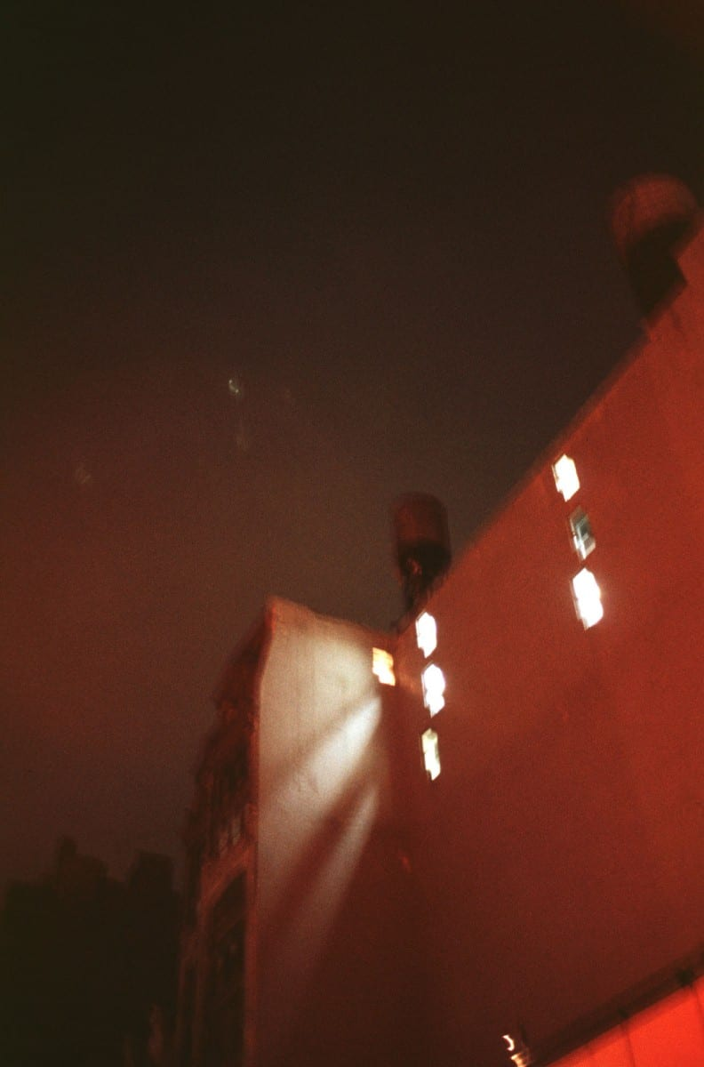 Marc Yankus, Red Building, 2002