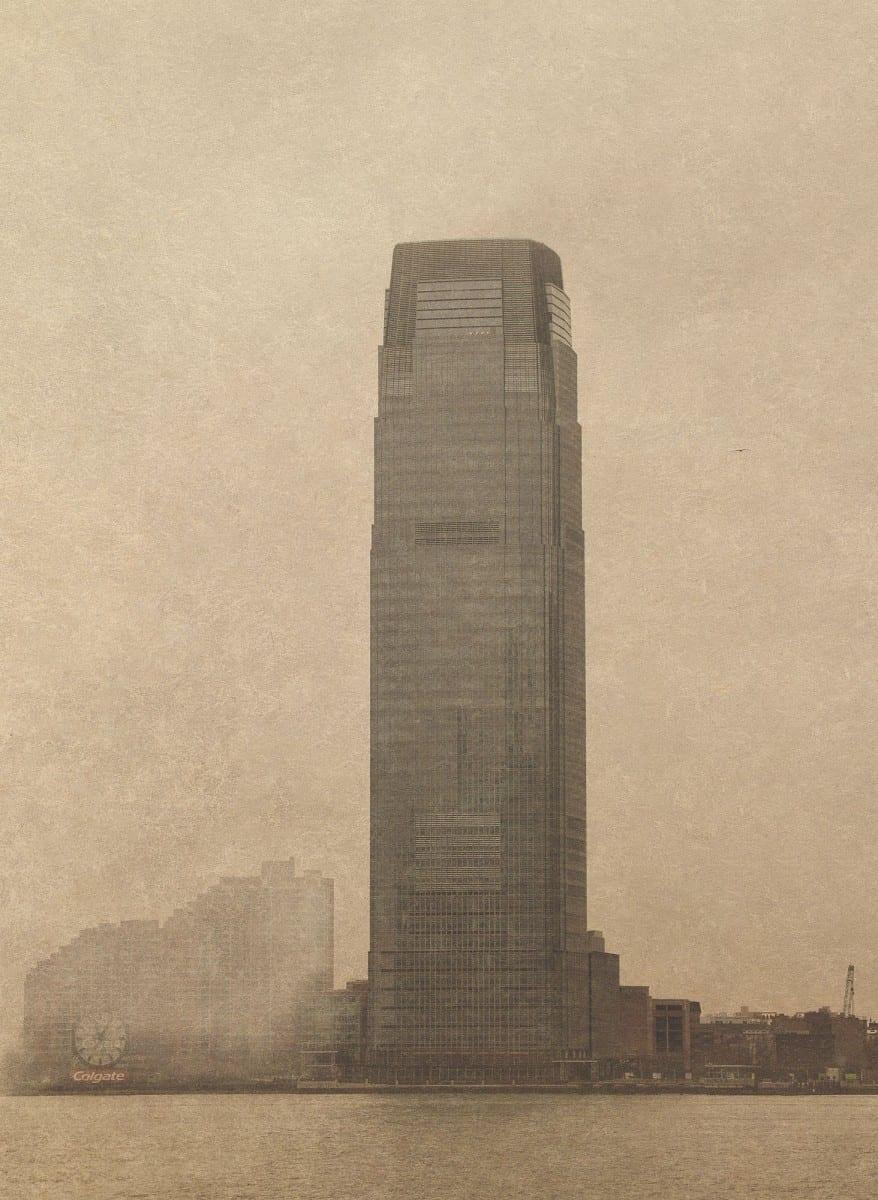 Marc Yankus, Goldman Sachs Building, 2013