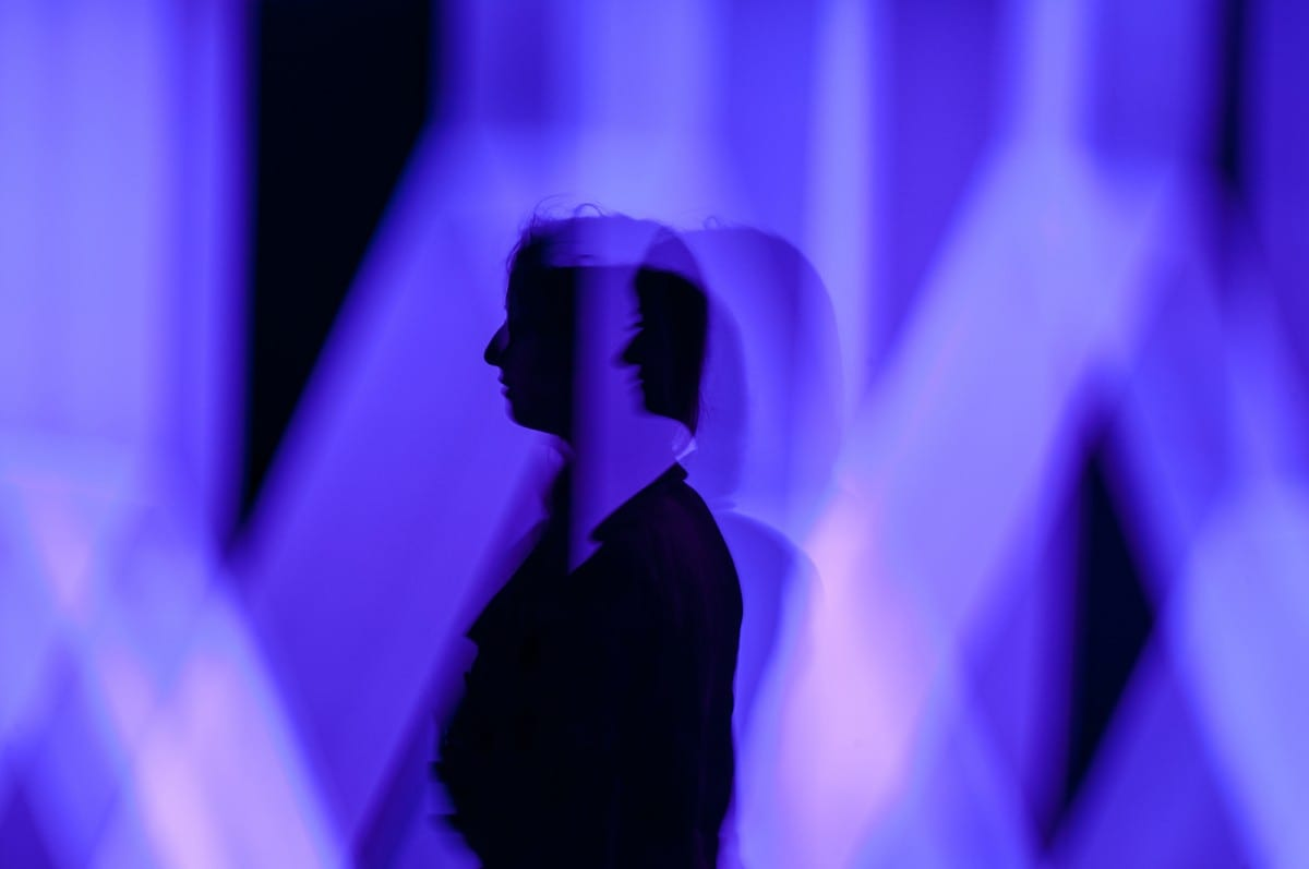 "Darryll Schiff, Quintessence 1, photography, 58"" x 87"", 2014"