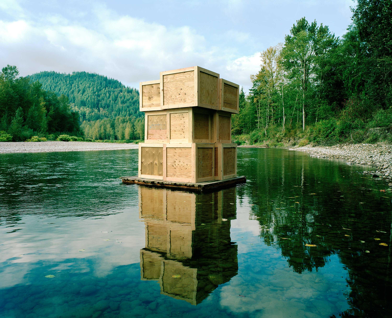 Chris Engman, Abandoned Crates, Image © Luis De Jesus Los Angeles