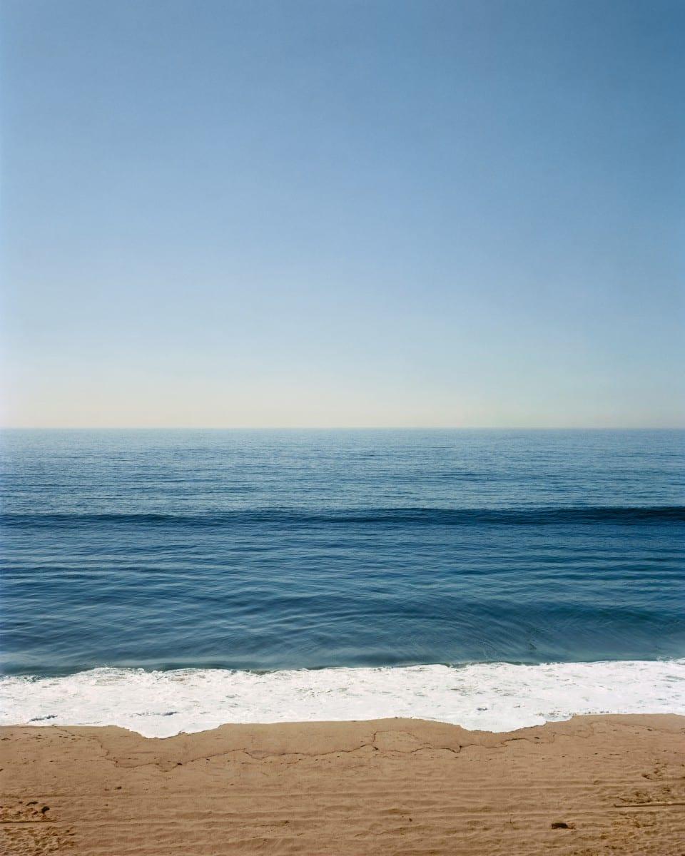 "Rainer Hosch, ""Topanga Beach #1,"" 2018, Archival Pigment Print,"